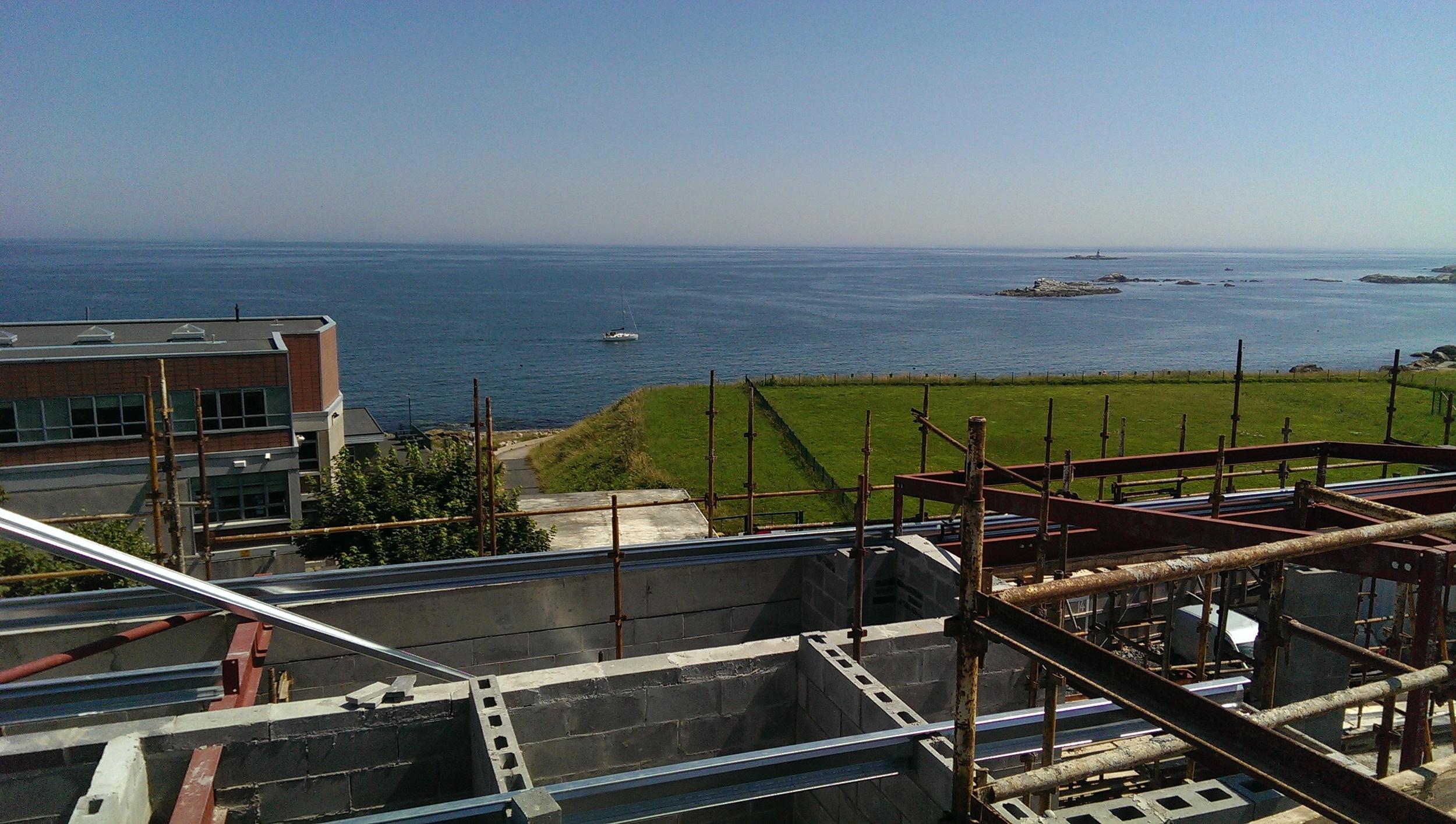 View of Dalkey Island