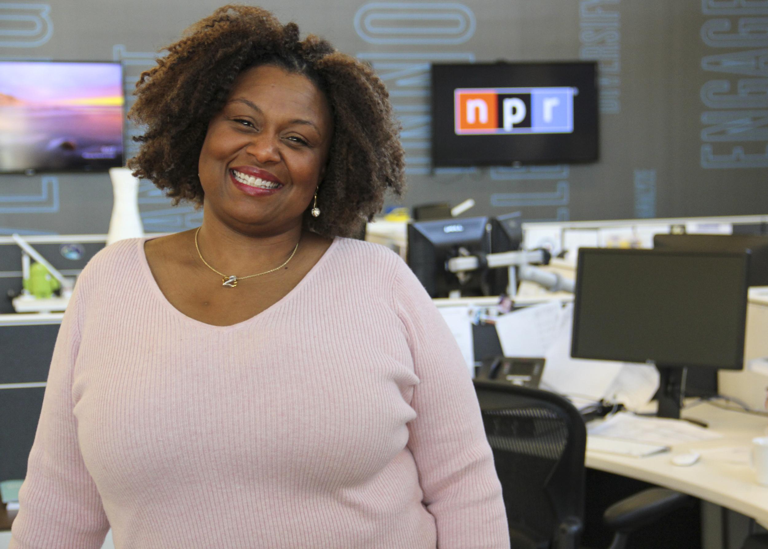 Caitlin Sanders/NPR