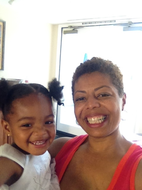 Nefertiti Austin Adoption
