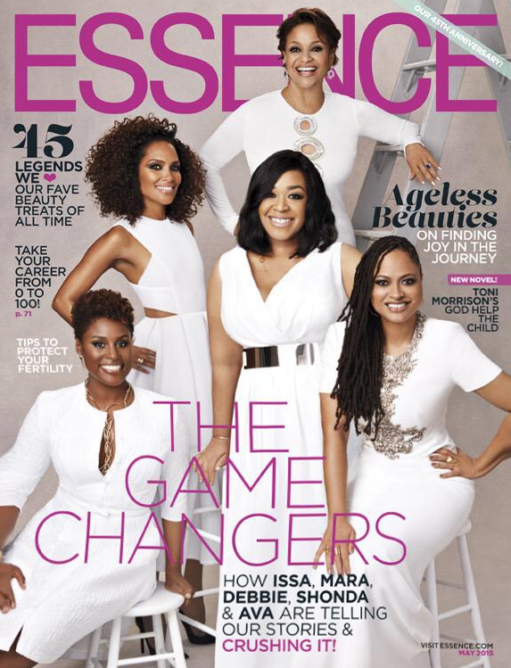 May 2015 Essence Cover
