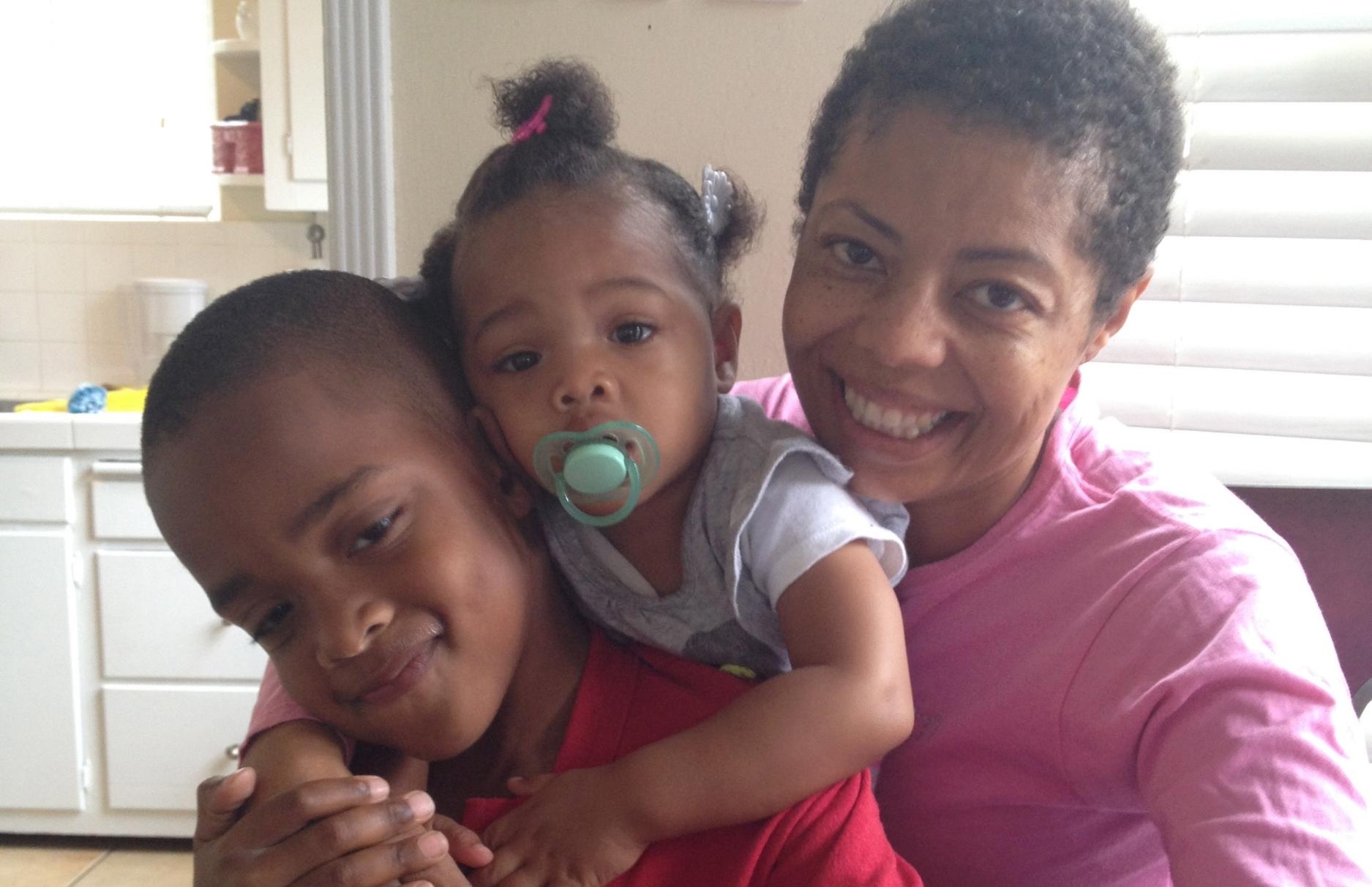 Single Mom Nefertiti Austin