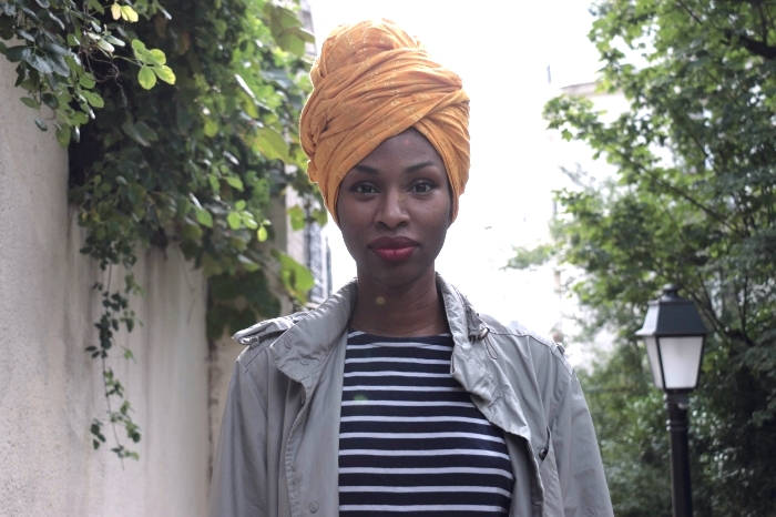 Pretty creator Antonia Opiah