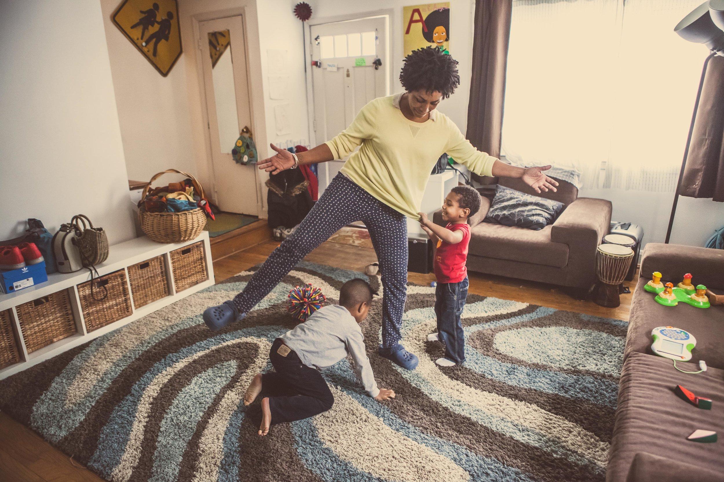 black-moms