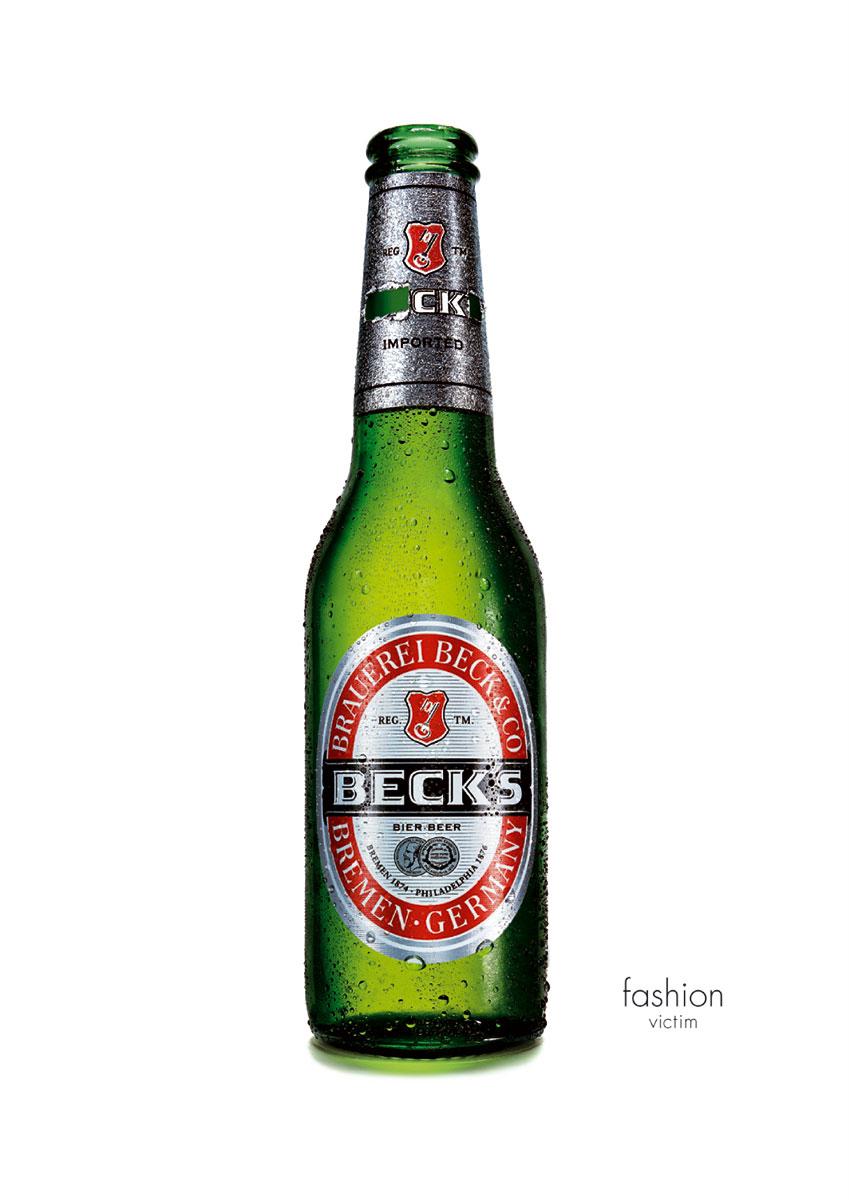 Becks | Poster | Fashion Victim