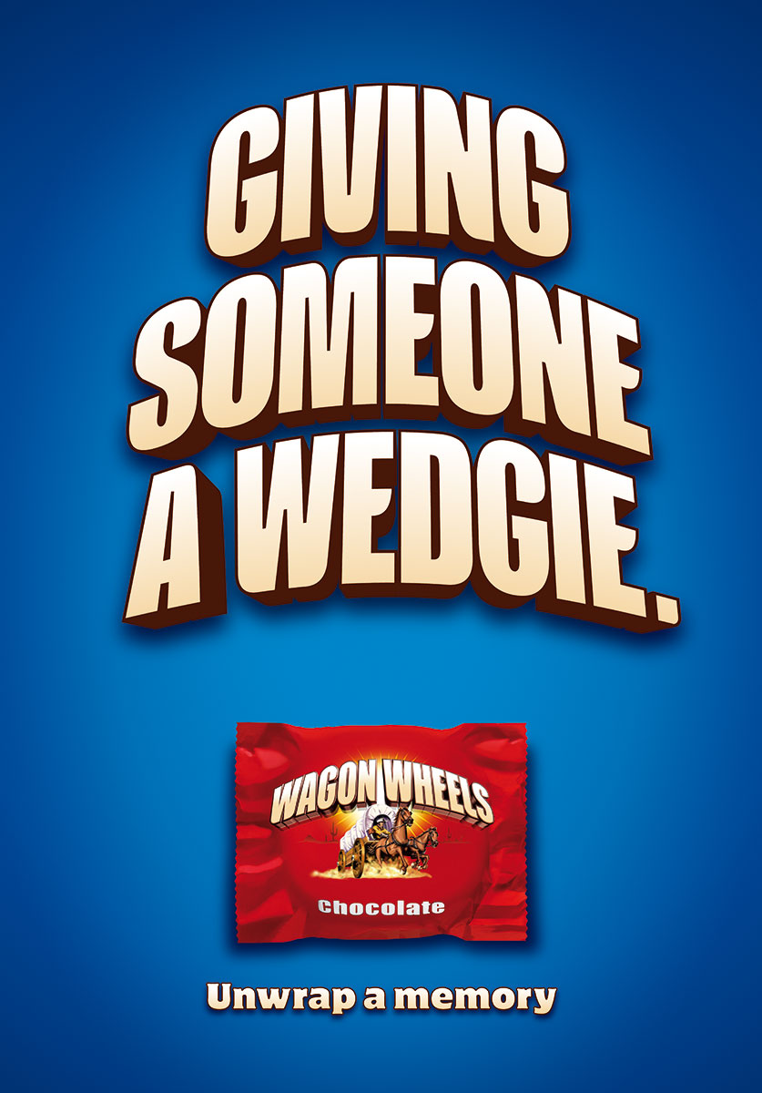 Wagon Wheels | Poster | Wedgie