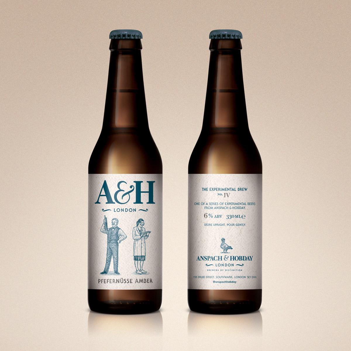Anspach & Hobday | Experimental Brew