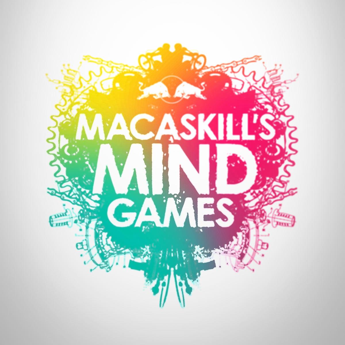 Red Bull   Macaskills Mind Games   Event Logo