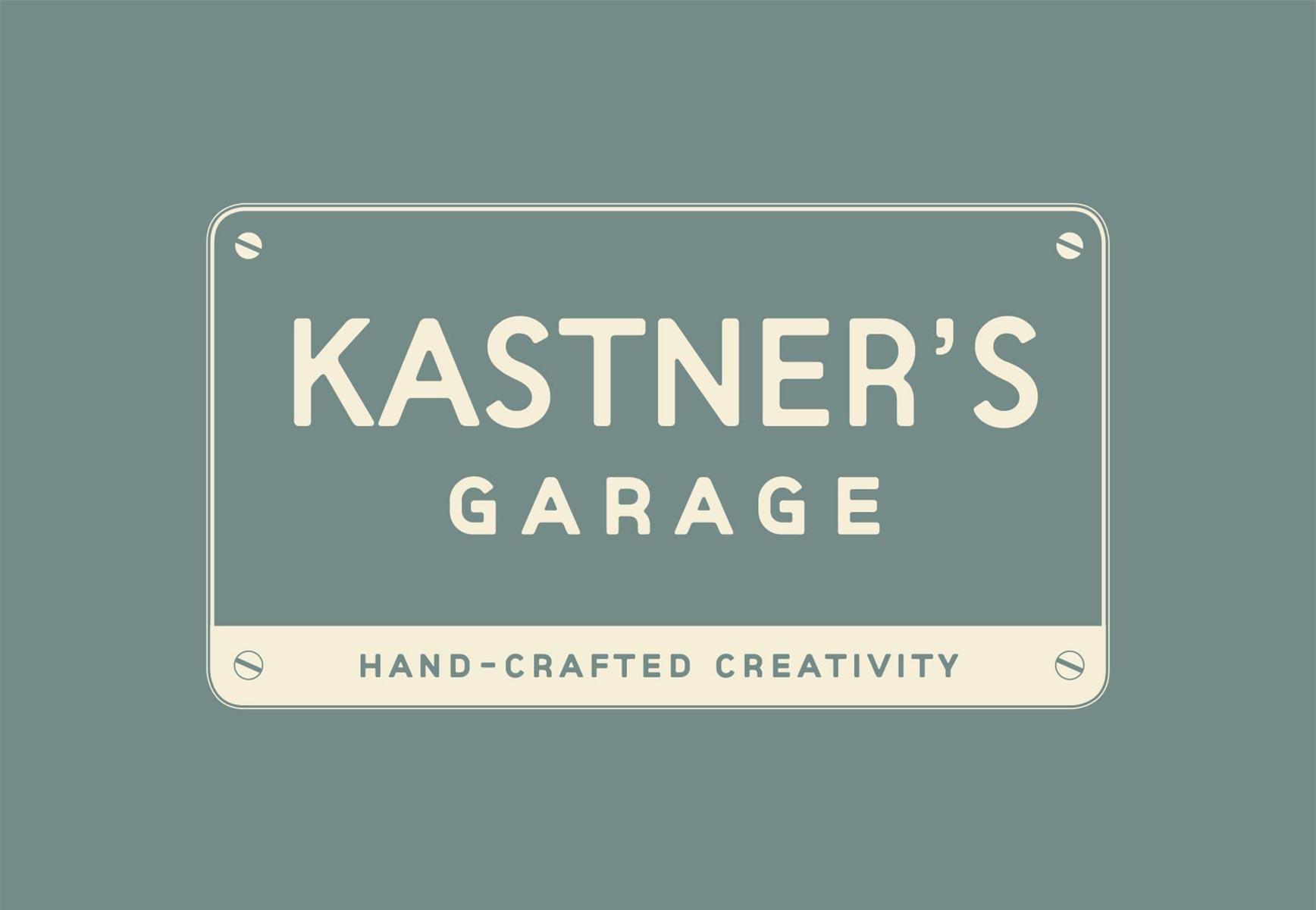 Kastner's Garage | Corporate Identity
