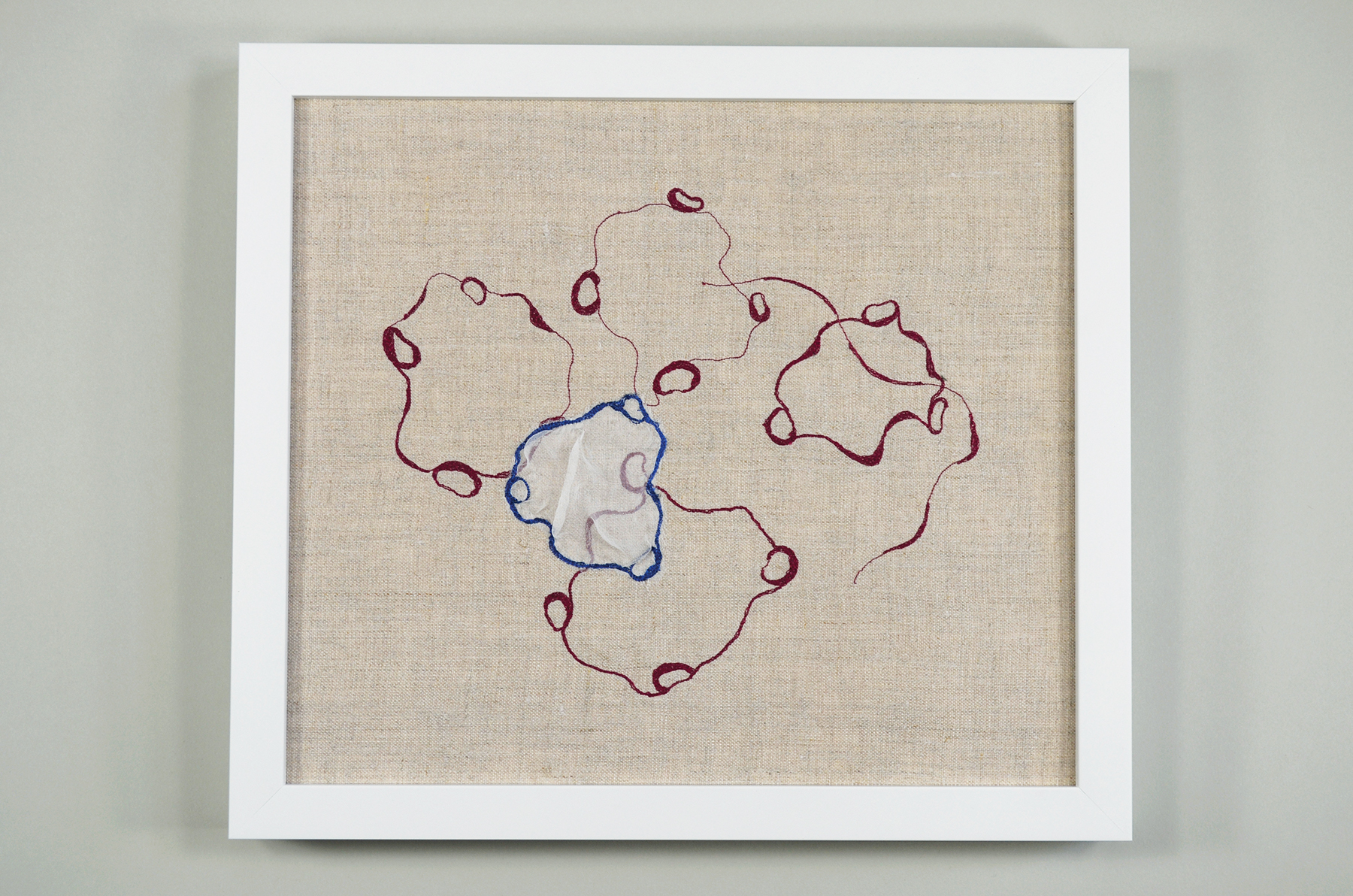 Embroidery Drawing #2