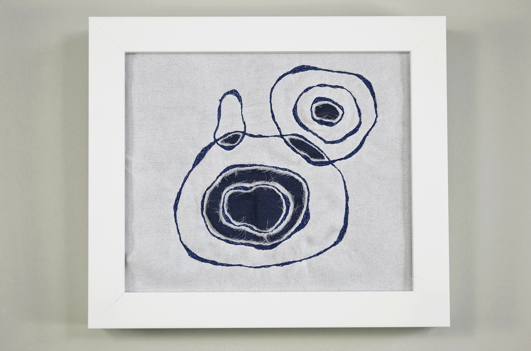 Embroidery Drawing #3