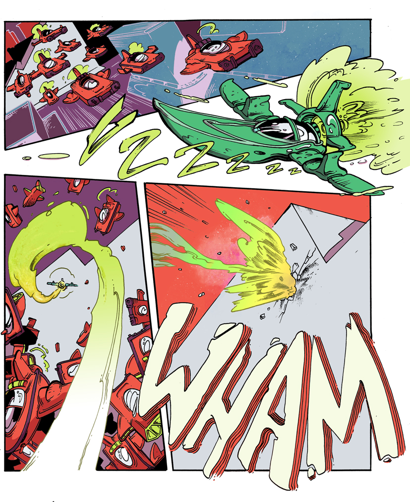 Wham from Issue #1