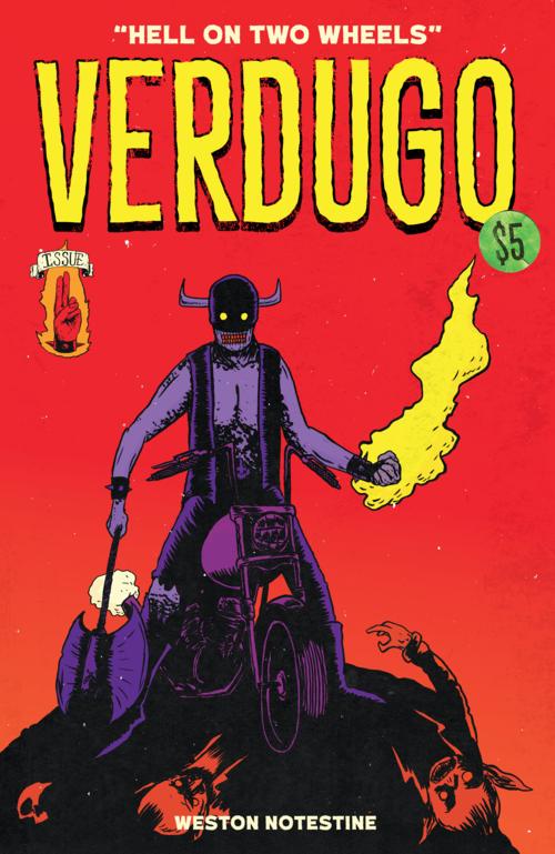 Verdugo #2 Cover