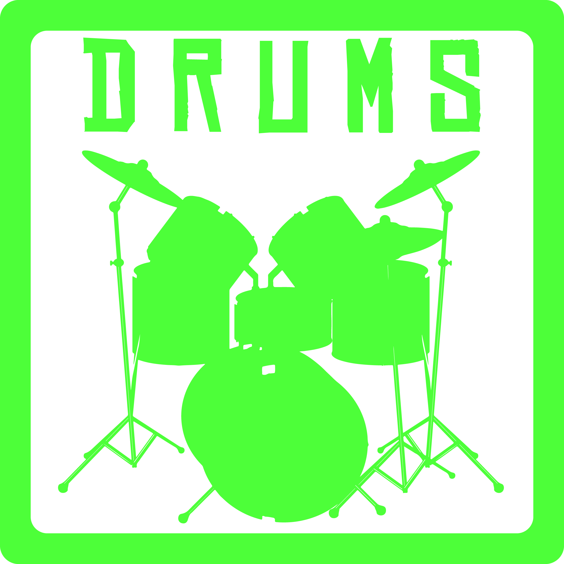 Drums Button Green.png