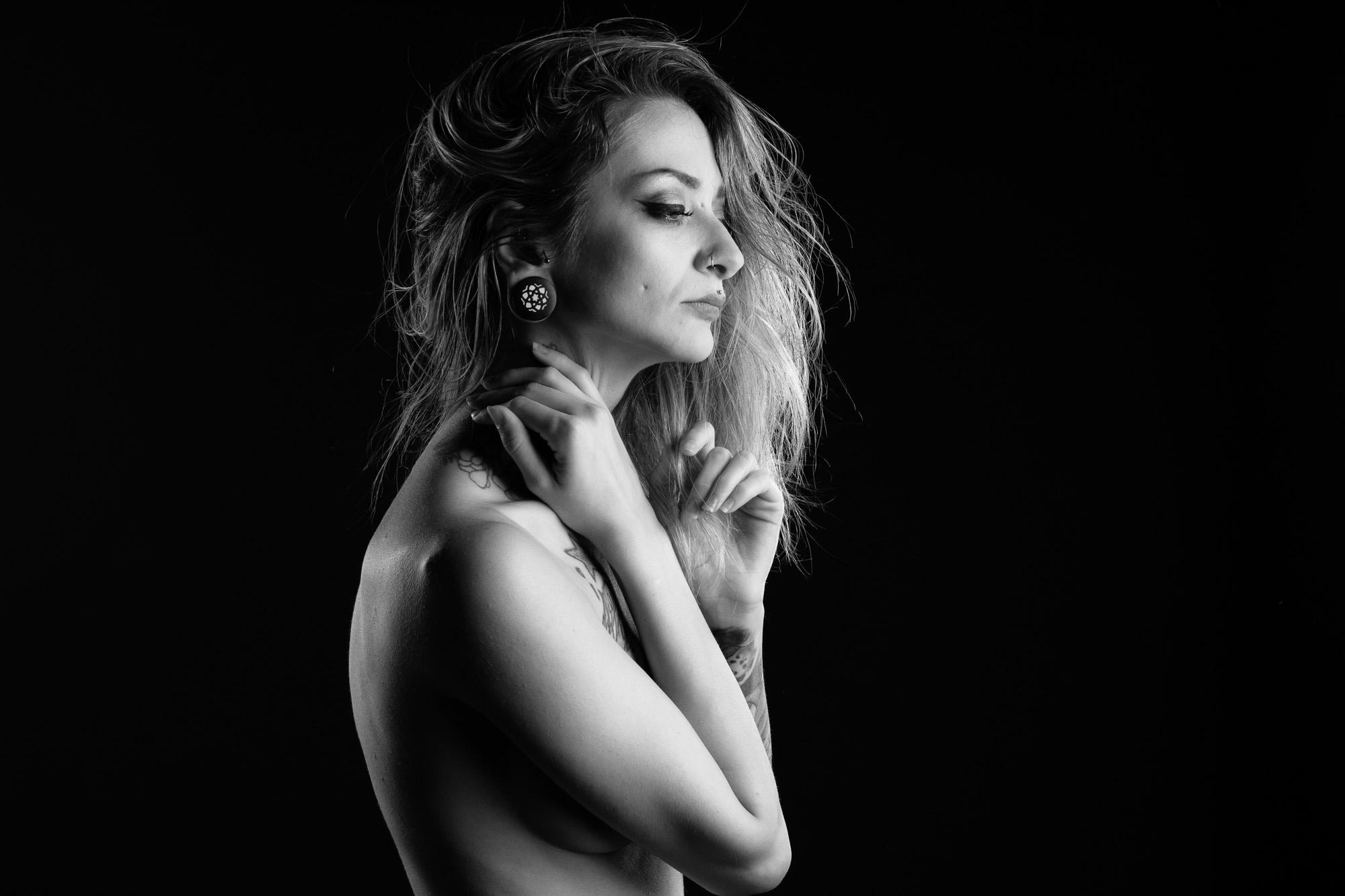 model: Theresa Manchester