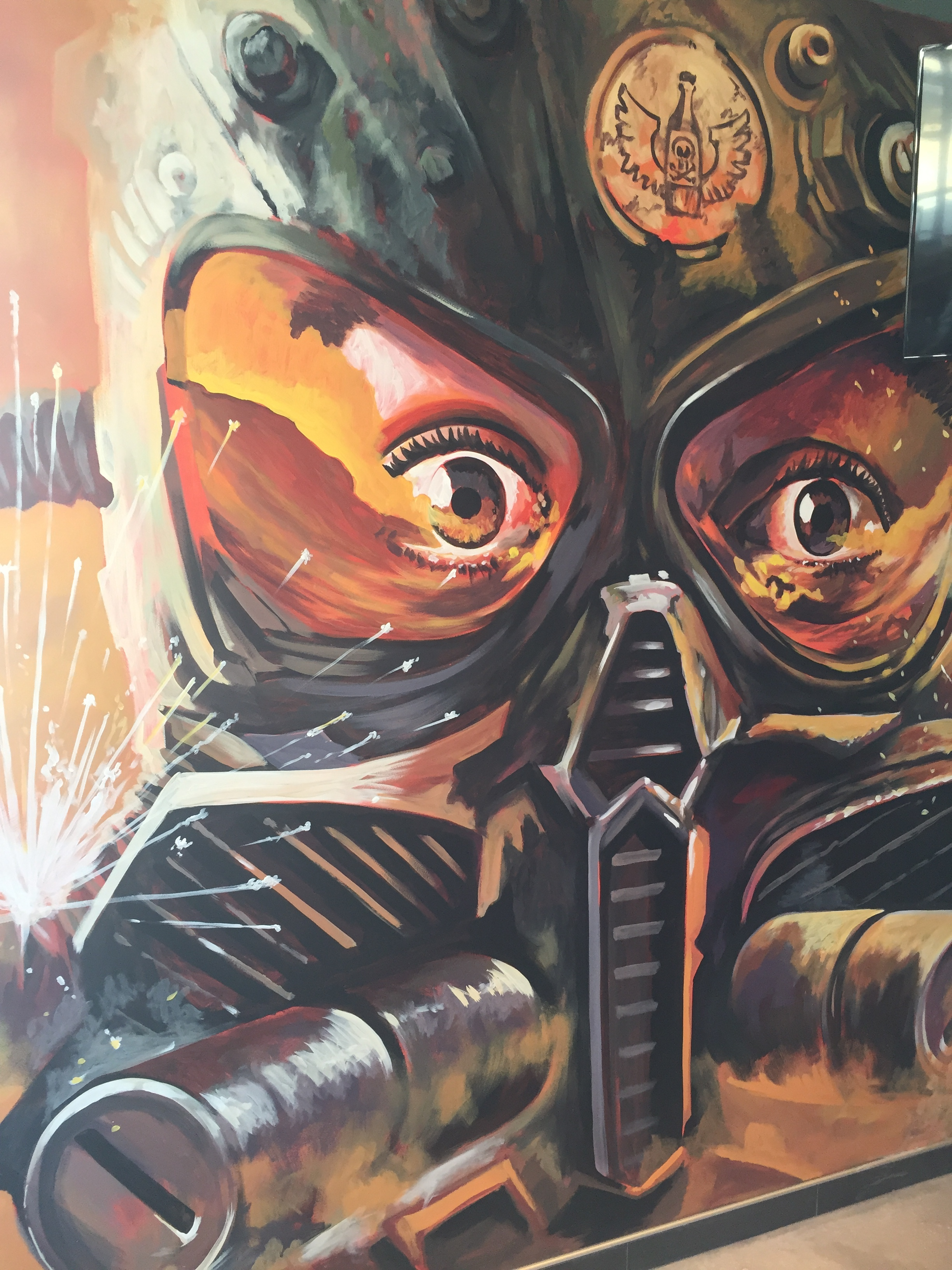 Gas Mask Final