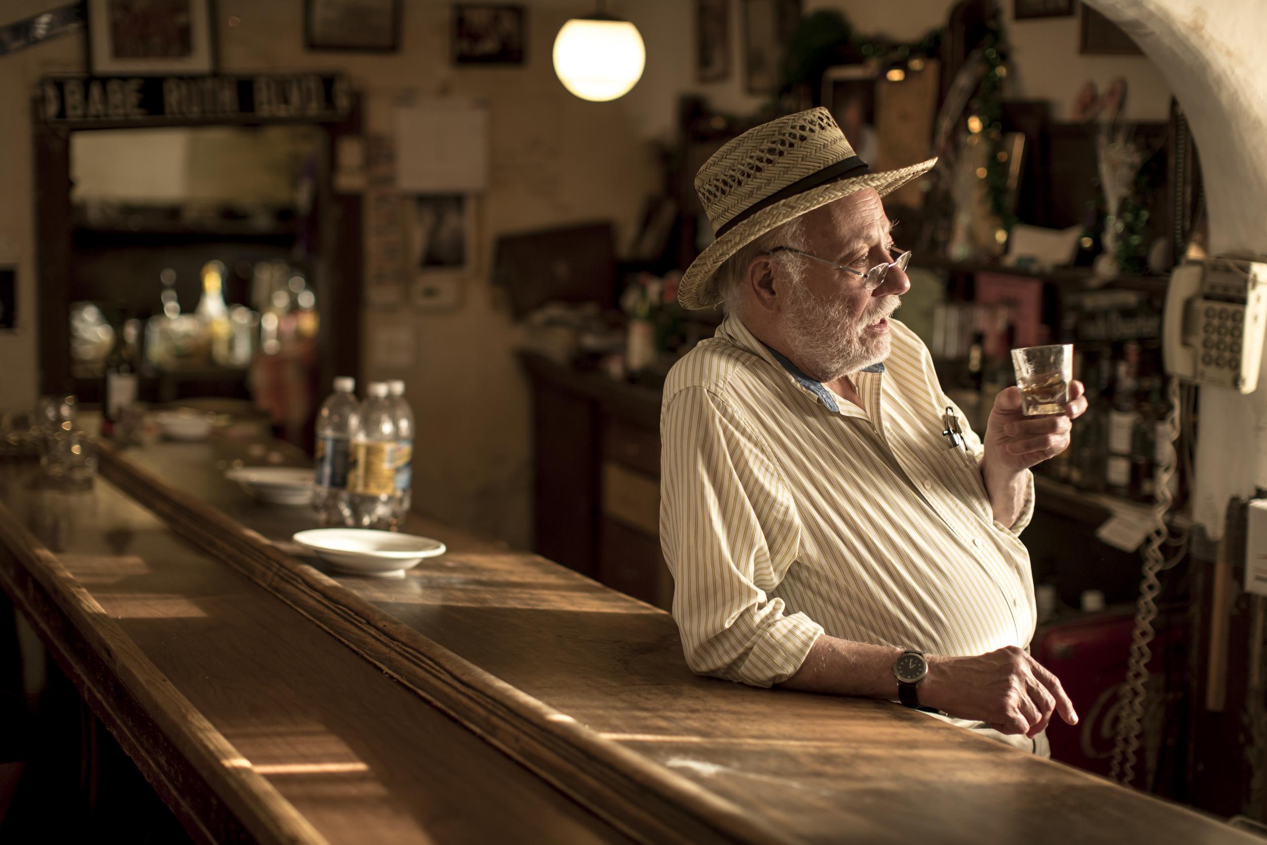 Ron Gurdjian of Tom's Tavern
