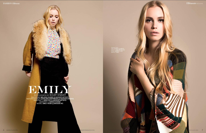 Ellements Magazine Nov 2015, print