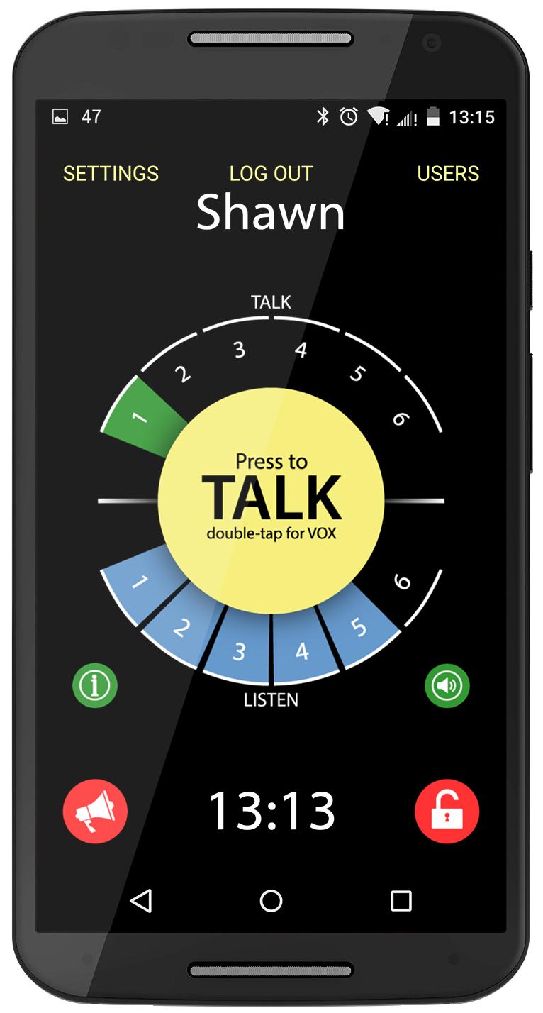 Unity Intercom on Android