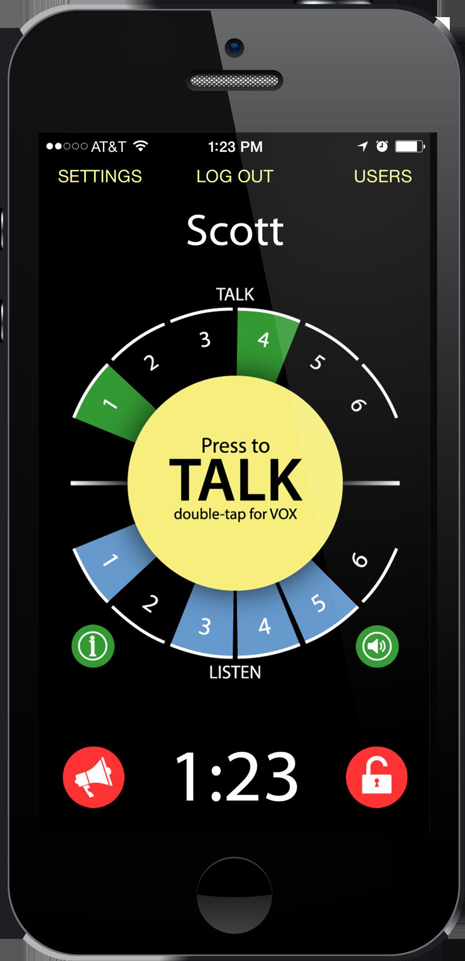 Unity Intercom on iOS
