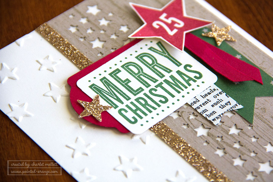Merry Everything Star card