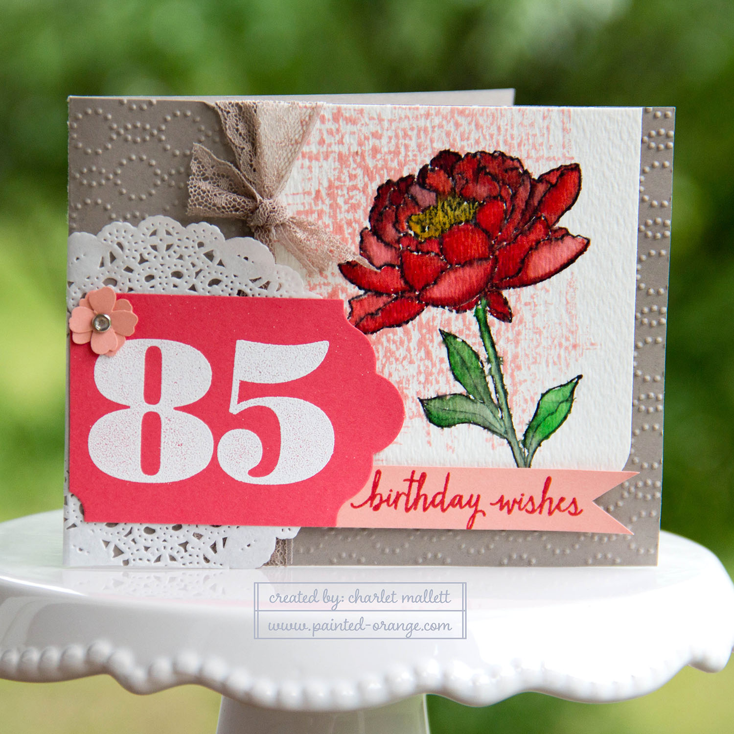 You've Got This 85th Birthday card
