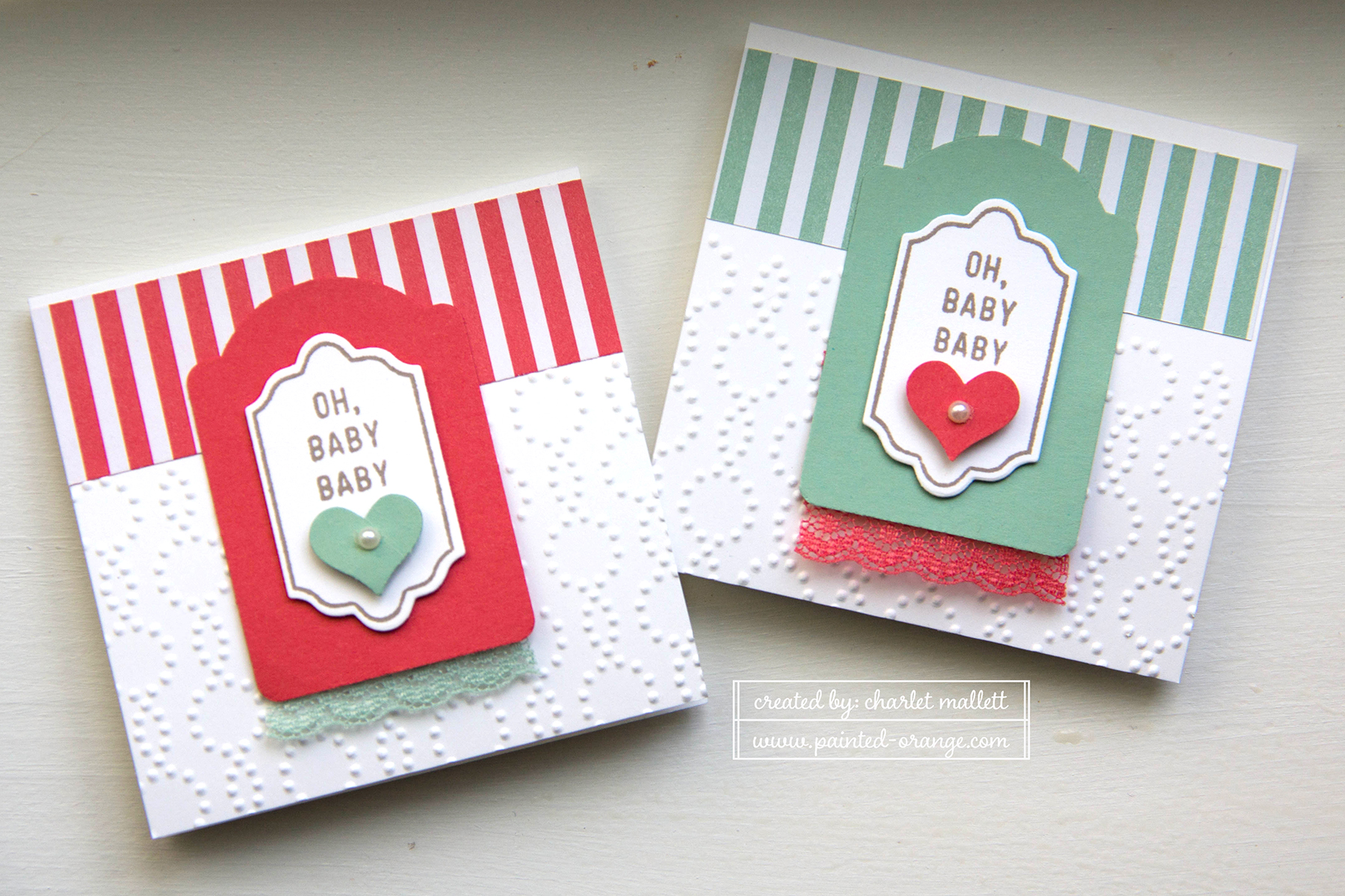Happy Notes 3x3 notecards