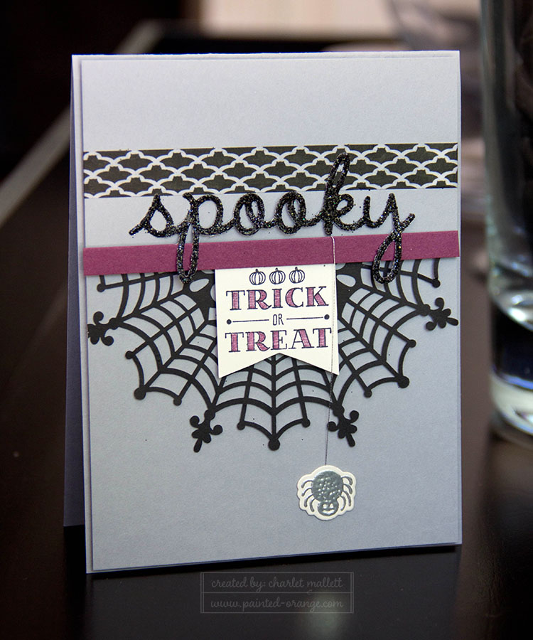 A Little Something Spooky, Howl-o-ween Treat Spider