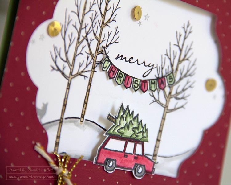 White Christmas - WWYS #40 Holiday card