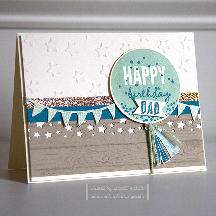 Celebrate Today birthday card