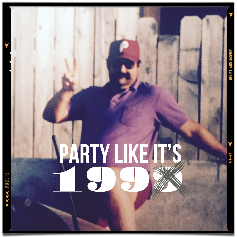 Dad in 1990. Happy Birthday!