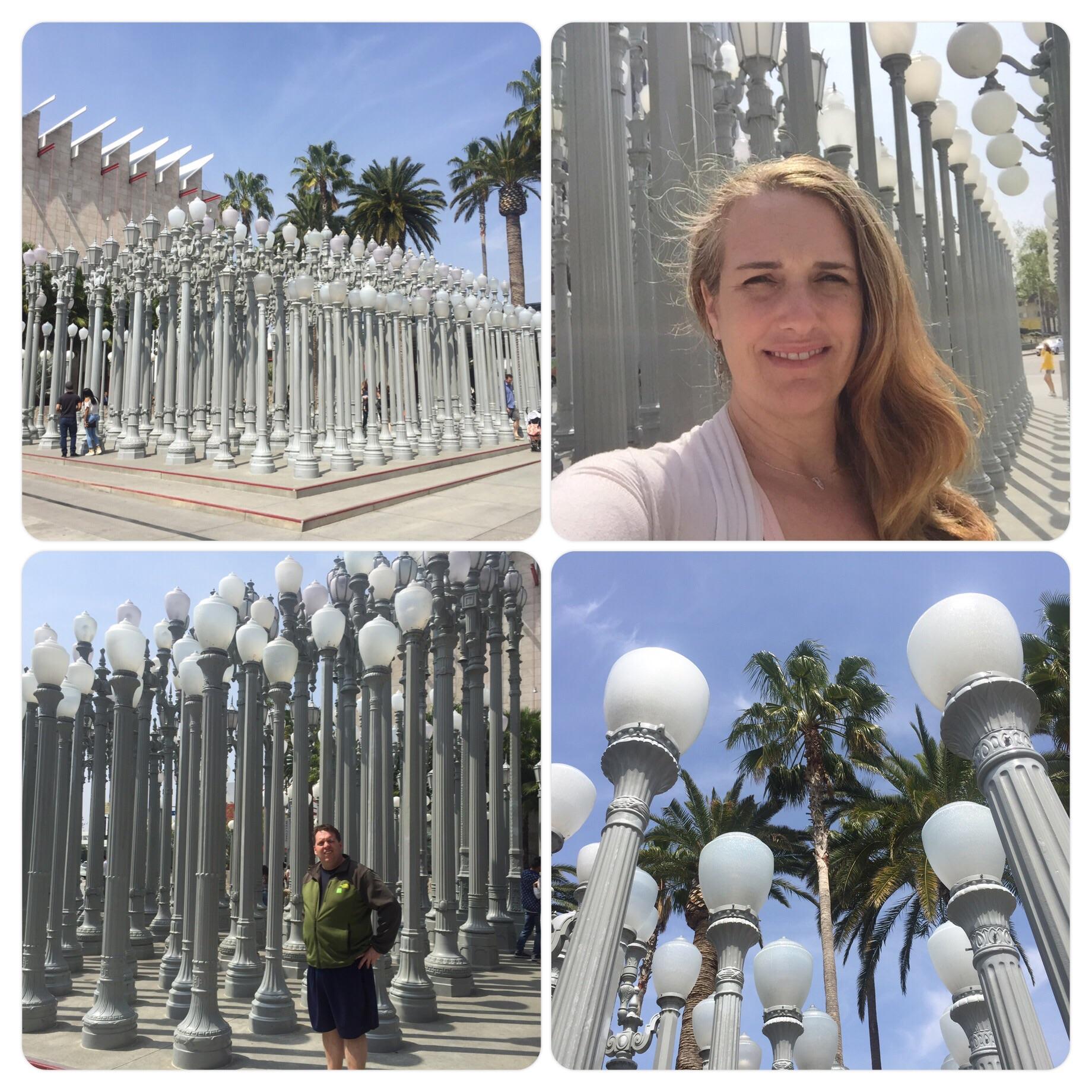 Urban Lights - Los Angeles County Museum of Art