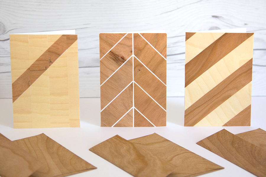 Wood Paper Piecing