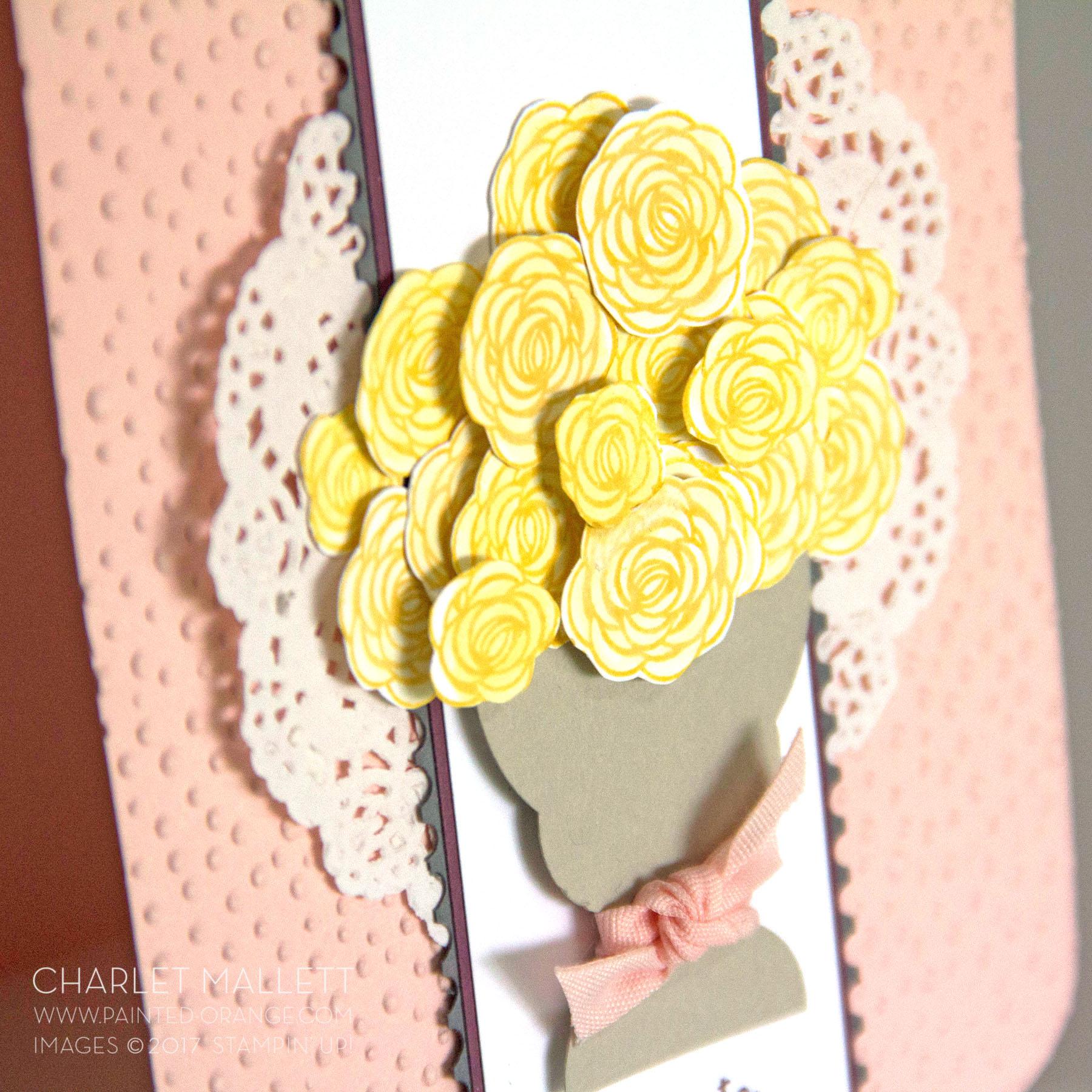 Happy Birthday Gorgeous Stamp Set - Charlet Mallett, Stampin' Up!
