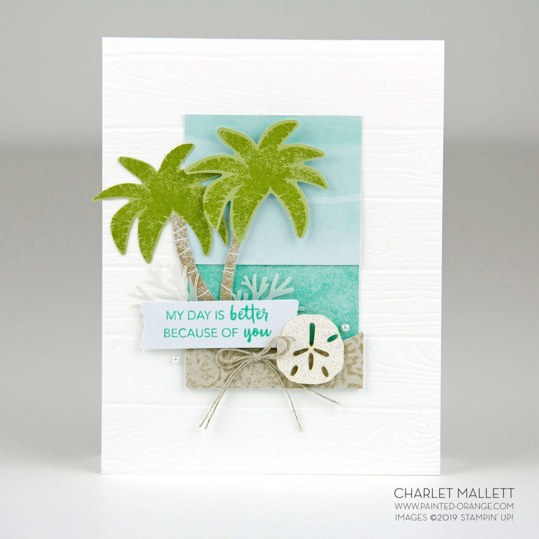 A Little Smile - Paper Pumpkin Alternates, Charlet Mallett - Stampin' Up!