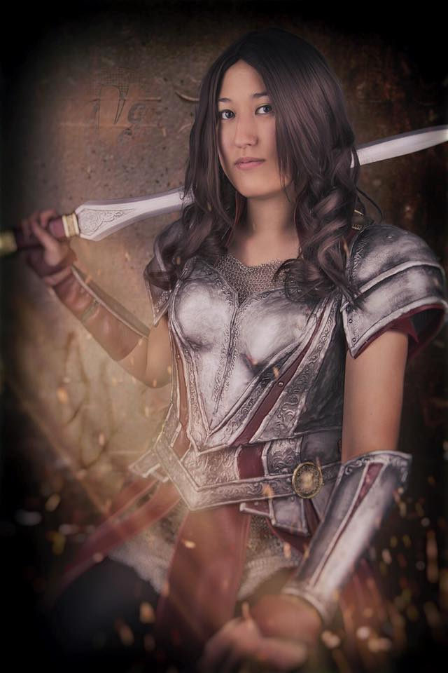 YupKat as Lady Sif