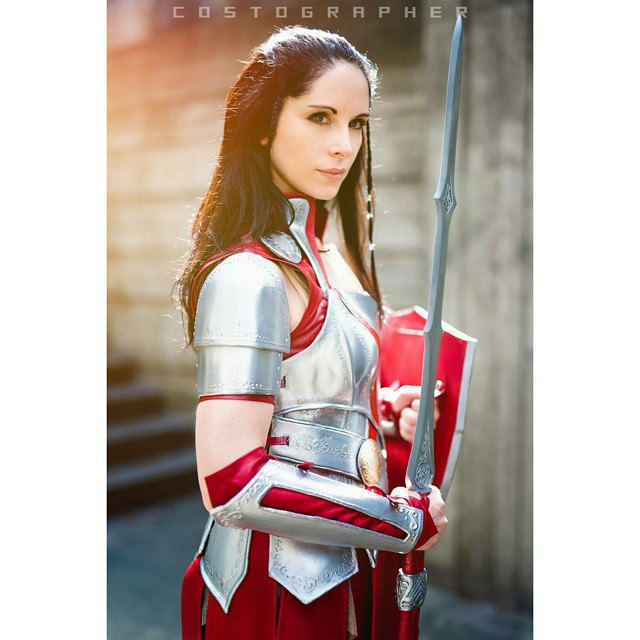 Bev Downen as Lady Sif