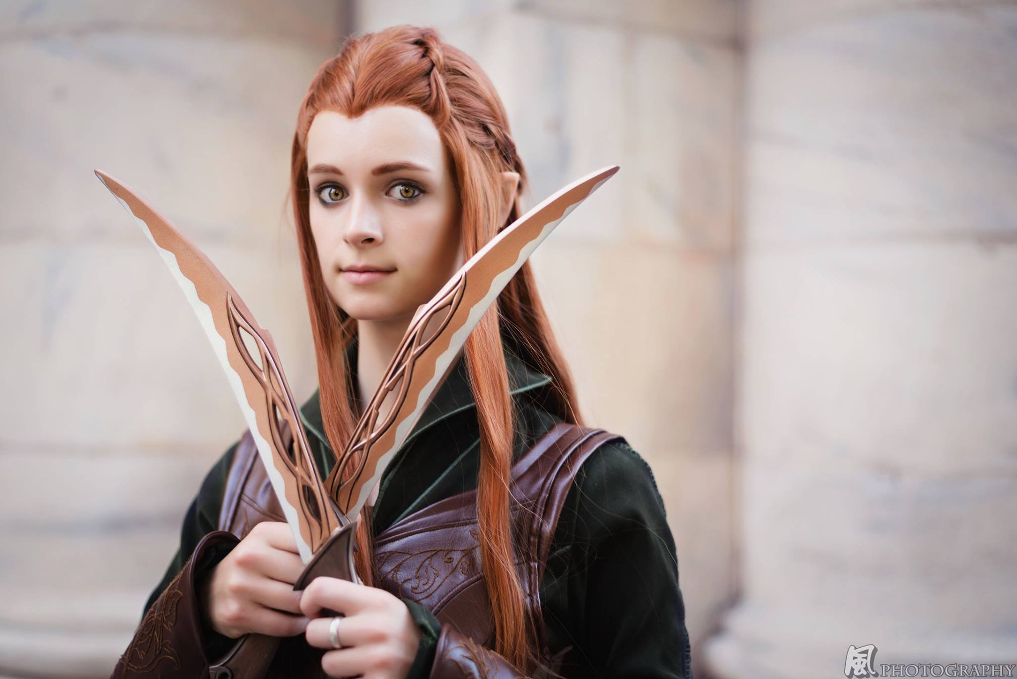 Tauriel by Raion Cosplay