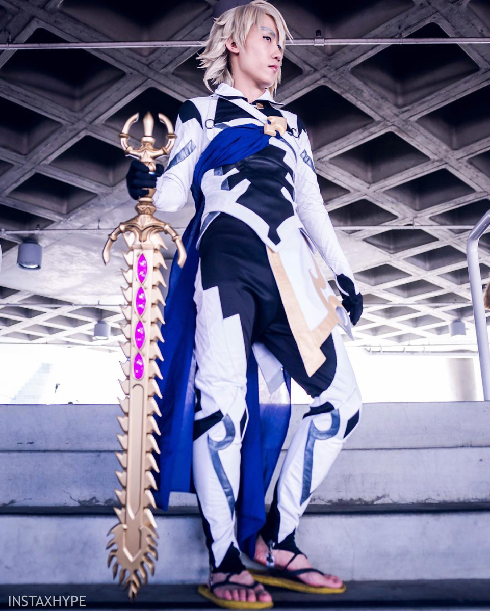 Strife Hart Cosplay as Corrin
