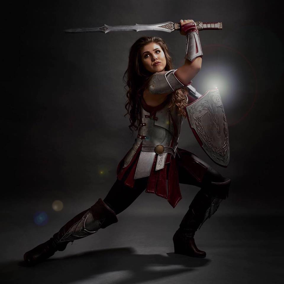 Rachel Litfin as Sif
