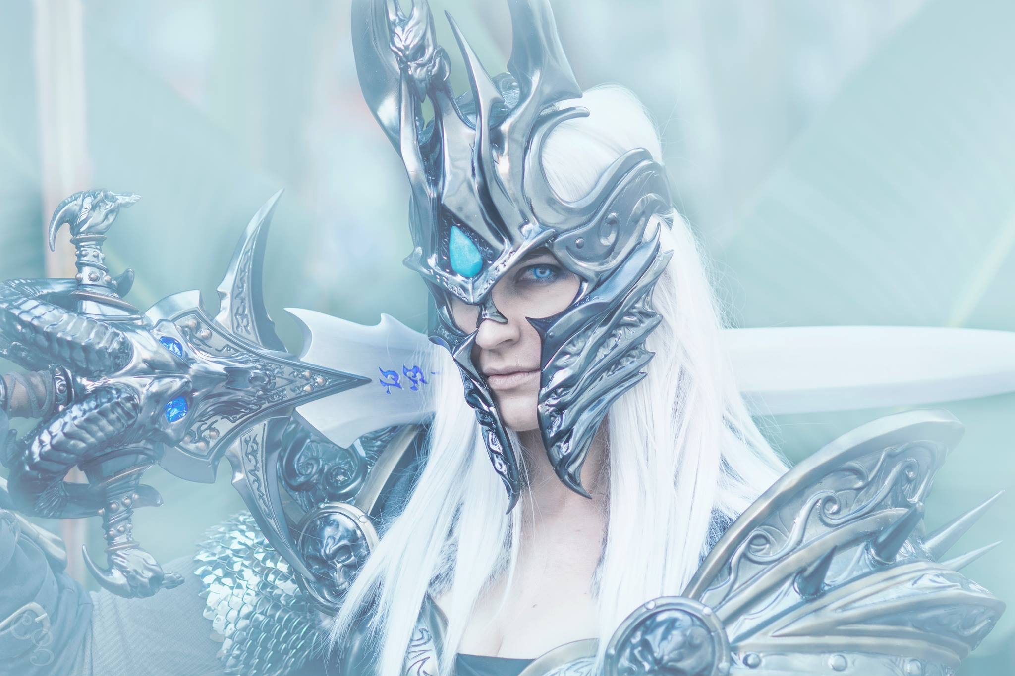 Arthas:  Vertvixen  Photo by:  Carlos G Photography