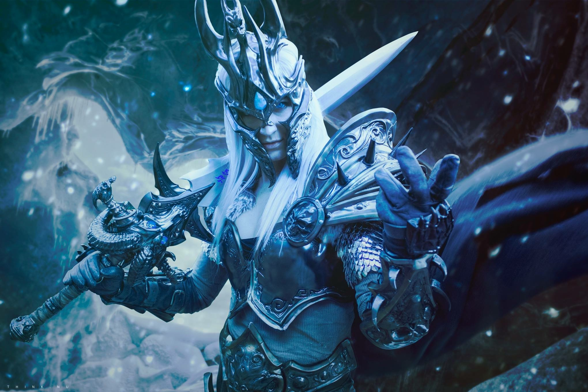 Arthas:  Vertvixen  Photo by:  Think.Nu