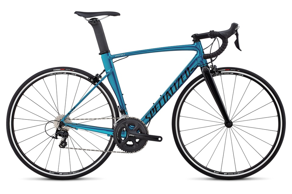 Pro level ride at the entry level price. If you are ready to get out and explore all that Indiana has to offer, this bike will get it done and more. Light, nimble, and fast. Oh so fast. - specialized allez