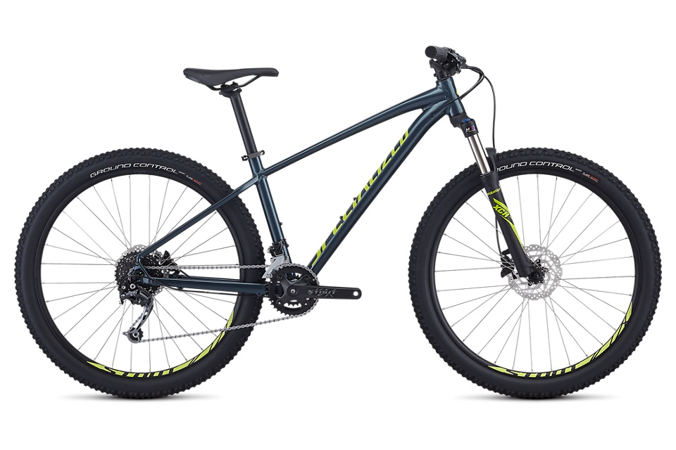Nothing quite beats the thrill of mountain biking, and the Pitch is the perfect way to get introduced to the feeling. Its hardtail design makes climbing a breeze, while also making descending an agile, fun-filled affair.  - specialized pitch