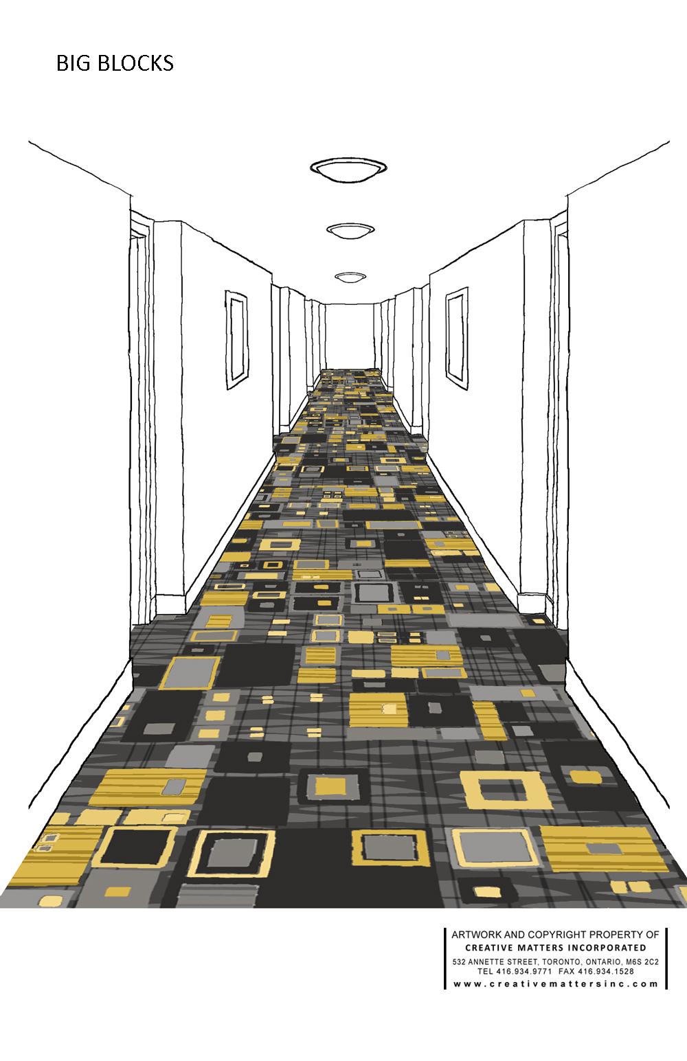 URBAN COLLECTION - BIG BLOCKS BY CMI DESIGNER ERIN DEMILLE