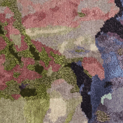 Rose - Technicolour by Ashley Solymar: 17 wool colours and 3 silk colours