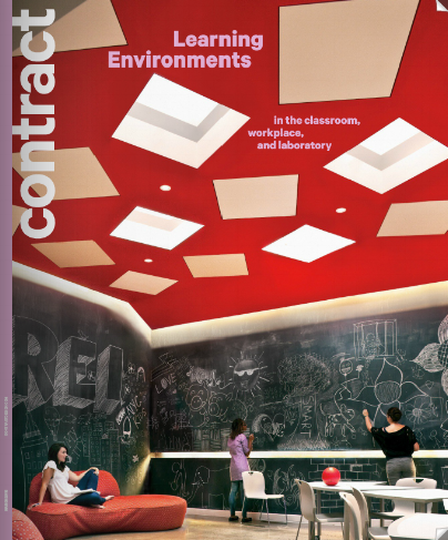 "CONTRACT DESIGN  March 2016, ""University of Chicago Saieh Hall for Economics,"" by Edward Keegan AIA pp 62-67."