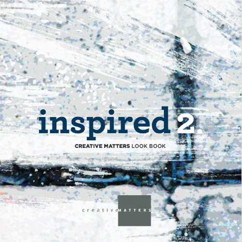 Creative Matters design URB 005 from the Urbanscapes section was selected for the cover.