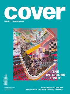 COVER CARPETS & TEXTILES FOR MODERN INTERIORS   Summer 2018, Various coverage