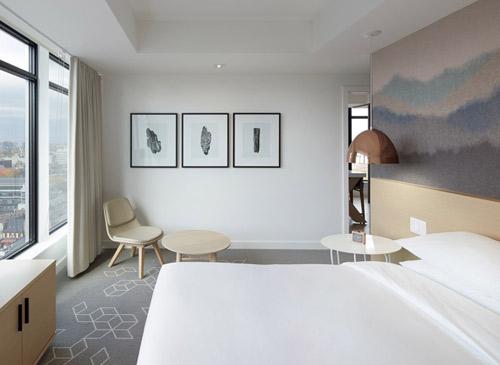 Andaz Hotel Ottawa floor and wallcovering by Creative Matters with Mason Studio 2015.    https://www.hyatt.com/en-US/hotel/canada/andaz-ottawa-byward-market/yowaz