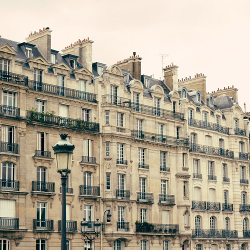A Paris scene that really appealed to Ana.